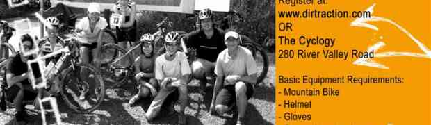 DirT Clinic - Basic Mountain Bike Clinic - Sept 9