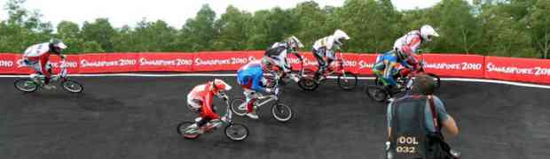 Singapore BMX Nationals - the final round