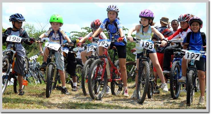 Mountainbike XC - Kids