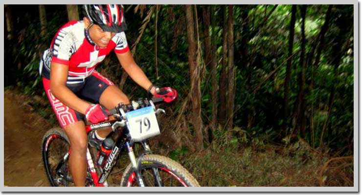 Mountainbike XC