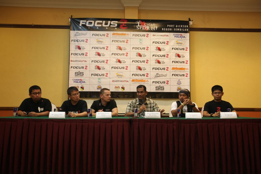 CycloSportif Focus Bikes 2012
