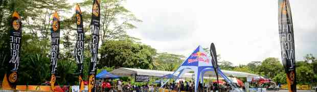 Celebrating Singapore Mountain Bike Carnival 2014