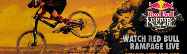 Red Bull Rampage to heat up the badlands